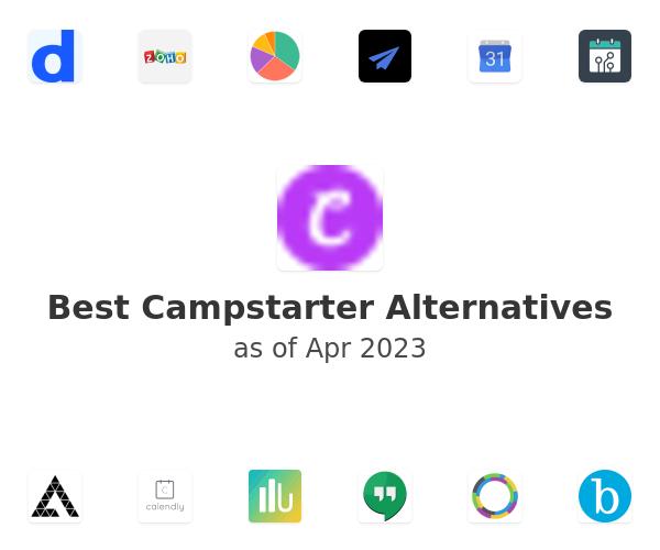 Best Campstarter Alternatives
