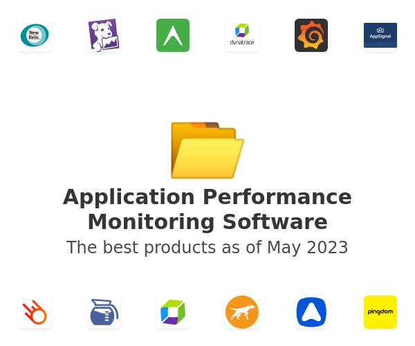 Application Performance Monitoring Software