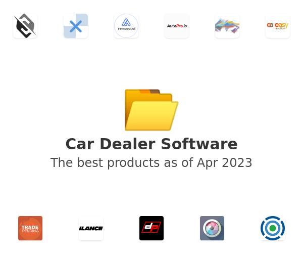Car Dealer Software