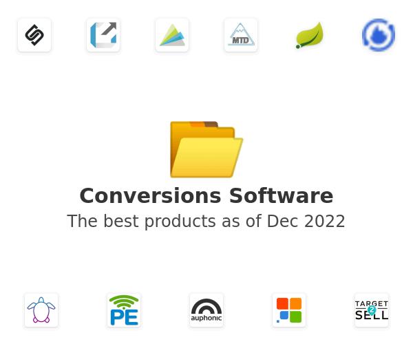 Conversions Software