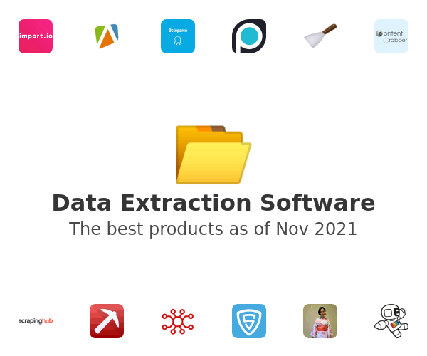 Data Extraction Software