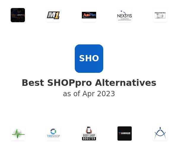 Best SHOPpro Alternatives