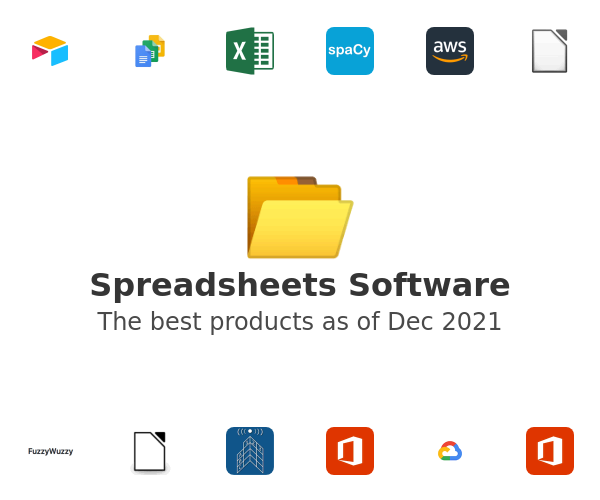 Spreadsheets Software