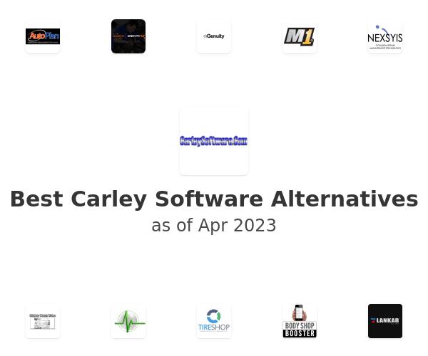 Best Carley Software Alternatives