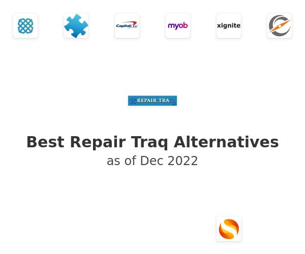 Best Repair Traq Alternatives