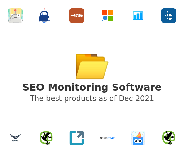 SEO Monitoring Software