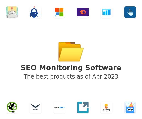SEO Monitoring Software