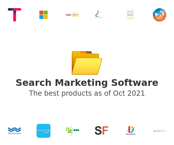 Search Marketing Software