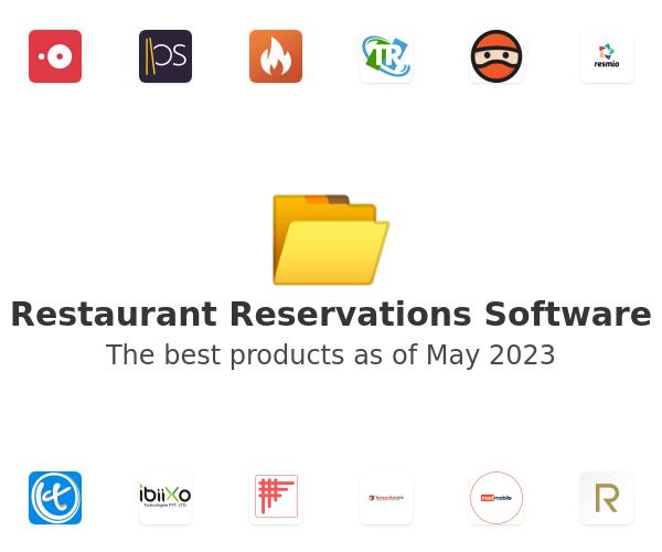 Restaurant Reservations Software