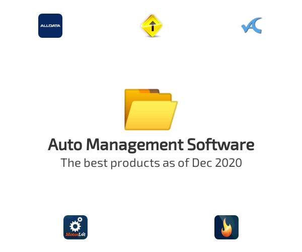 Auto Management Software
