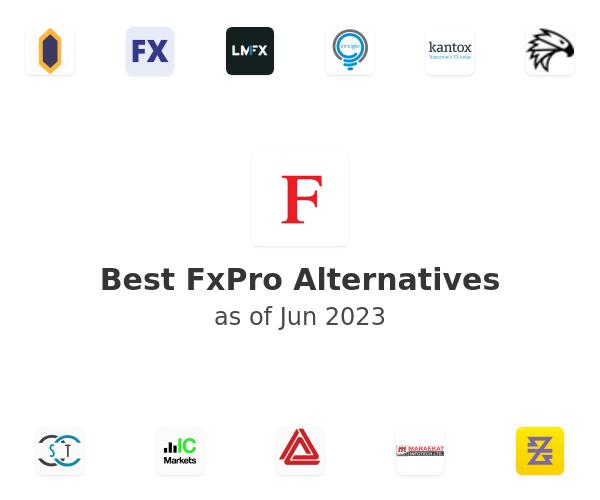 Best FxPro Alternatives