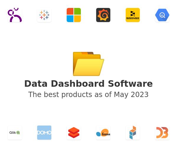 Data Dashboard Software