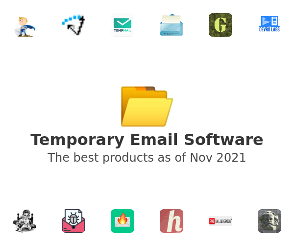 Temporary Email Software