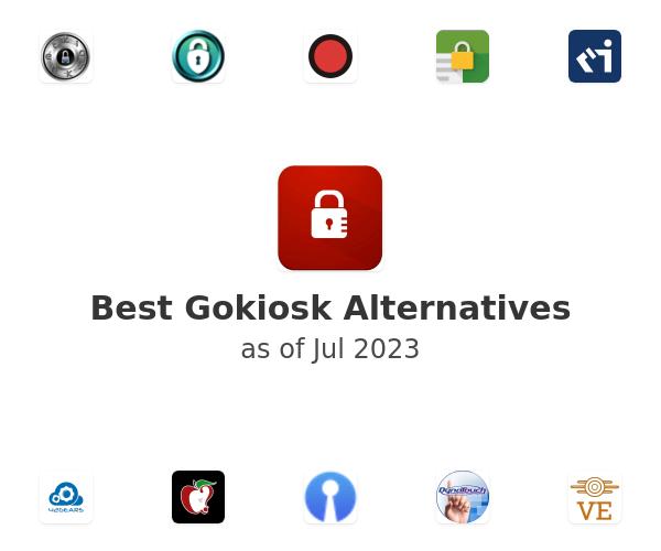Best Gokiosk Alternatives