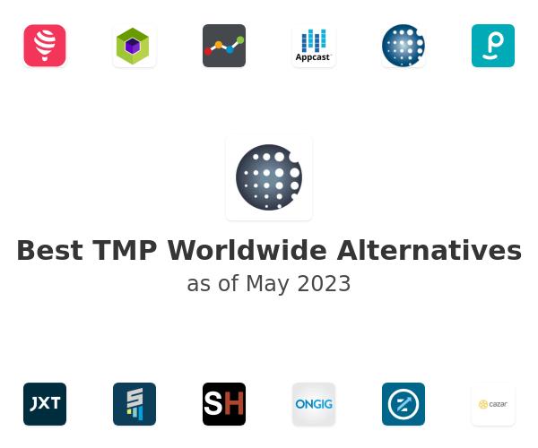 Best TMP Worldwide Alternatives