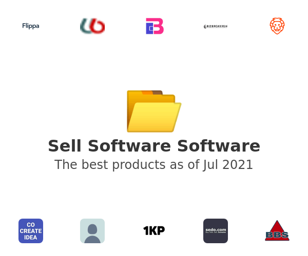 Sell Software Software