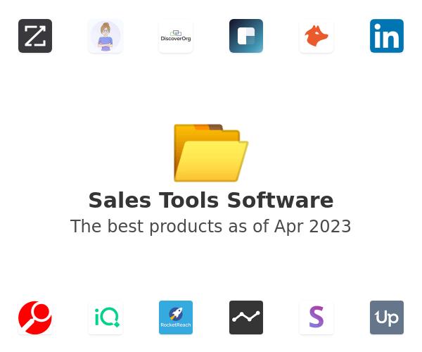 Sales Tools Software