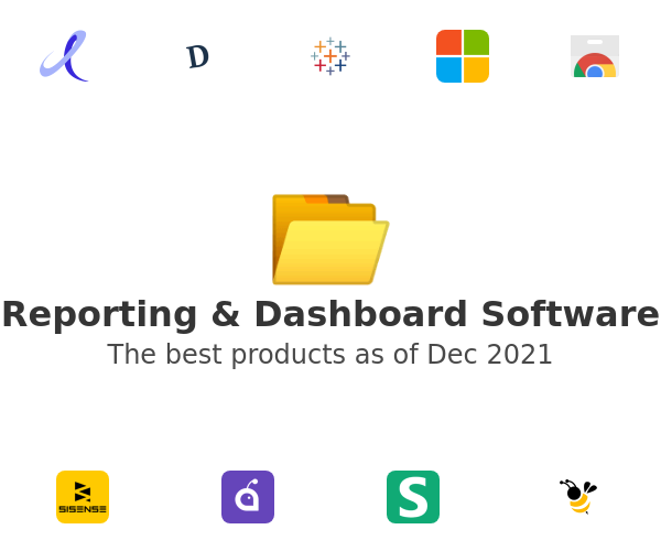 Reporting & Dashboard Software