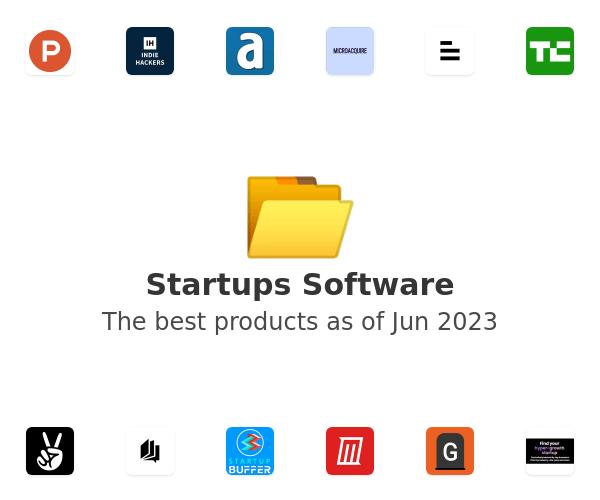 Startups Software