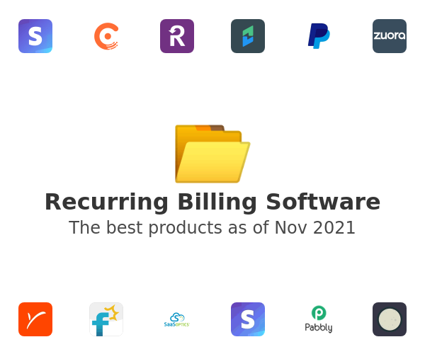 Recurring Billing Software
