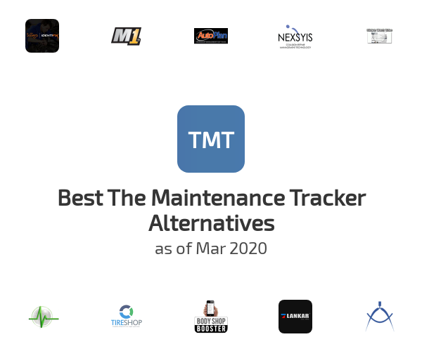 Best The Maintenance Tracker Alternatives