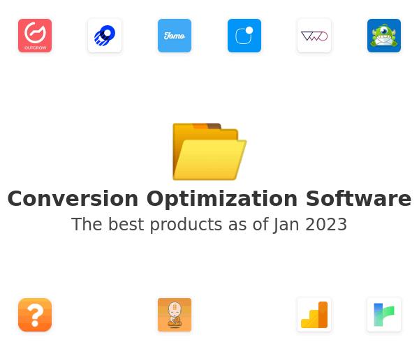 Conversion Optimization Software