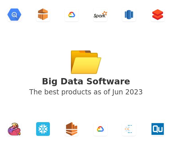 Big Data Software