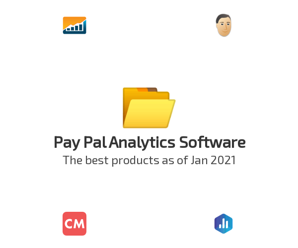Pay Pal Analytics Software