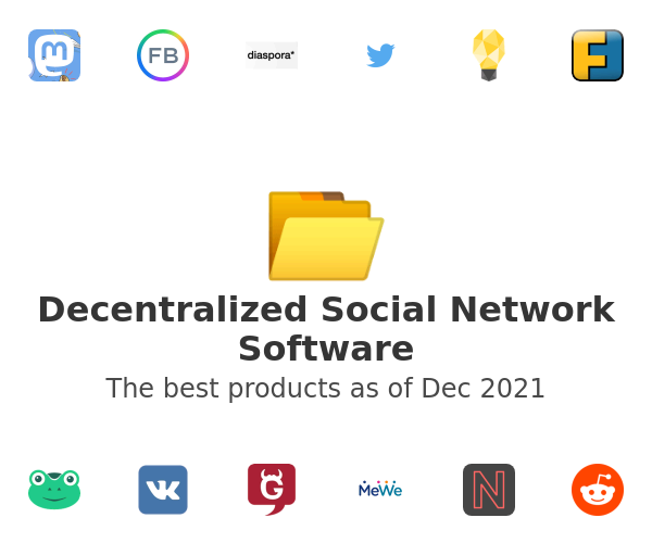 Decentralized Social Network Software