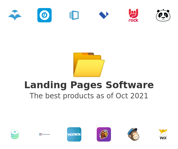 Landing Pages Software