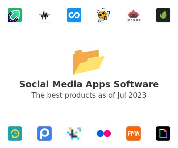 Social Media Apps Software
