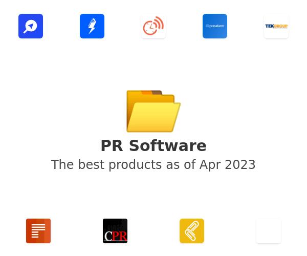 PR Software