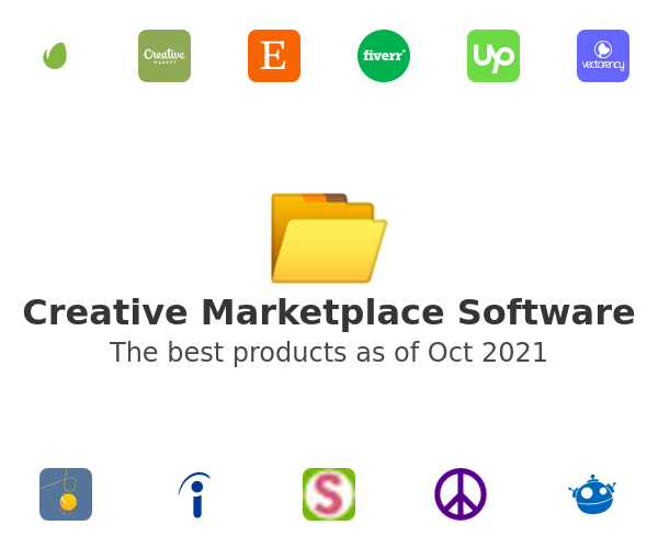 Creative Marketplace Software