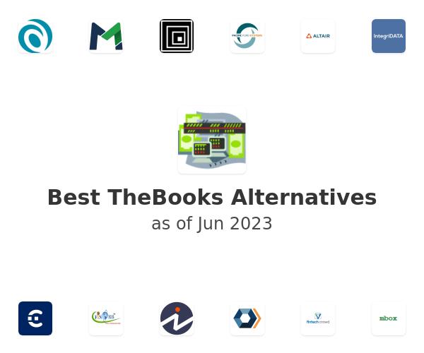 Best TheBooks Alternatives