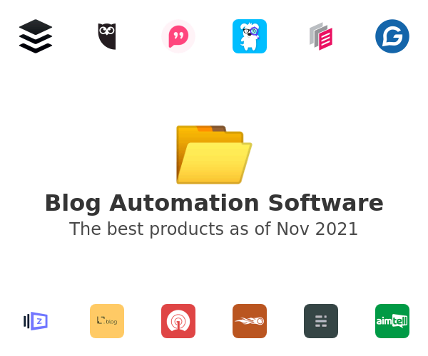Blog Automation Software