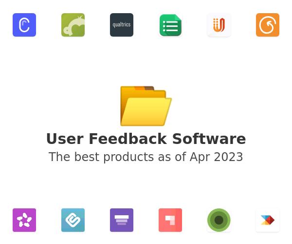 User Feedback Software