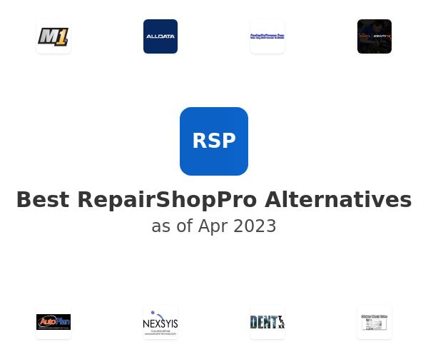 Best RepairShopPro Alternatives