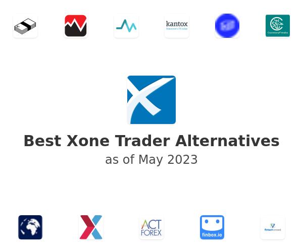 Best Xone Trader Alternatives