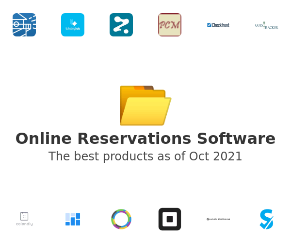 Online Reservations Software