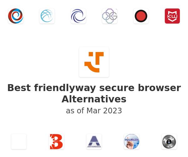 Best friendlyway secure browser Alternatives