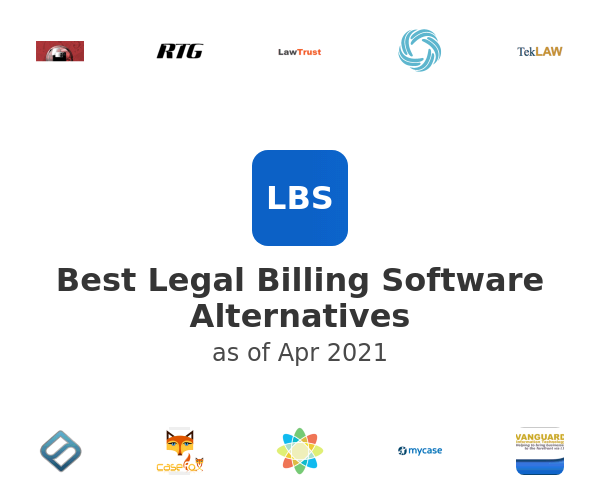 Best Legal Billing Software Alternatives