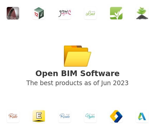 Open BIM Software