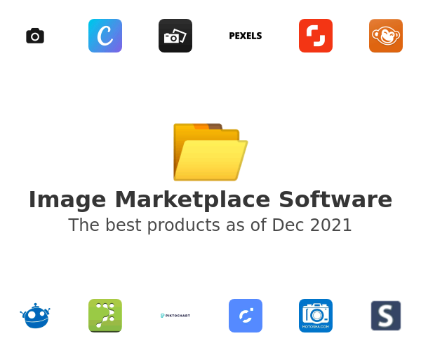 Image Marketplace Software