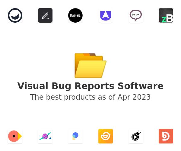 Visual Bug Reports Software