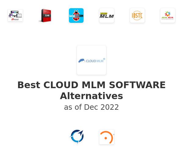 Best CLOUD MLM SOFTWARE Alternatives
