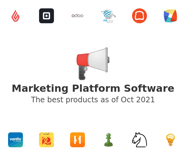 Marketing Platform Software