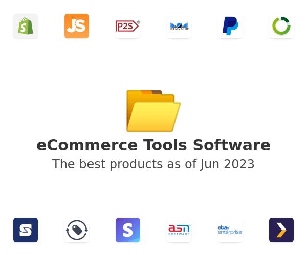 eCommerce Tools Software
