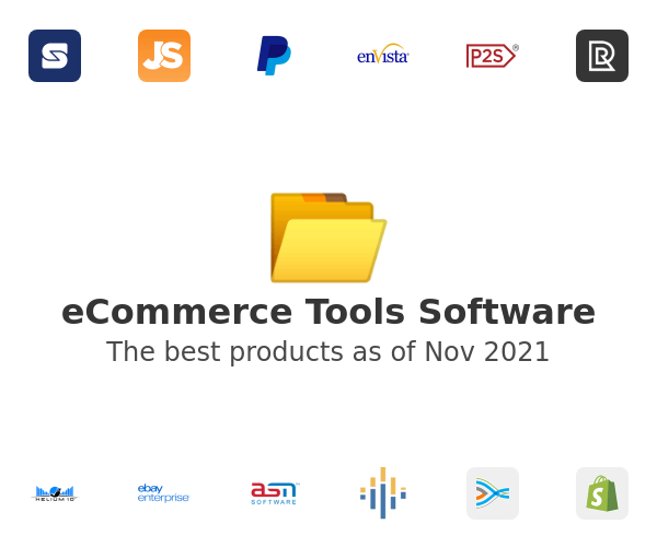 eCommerce Tools Software