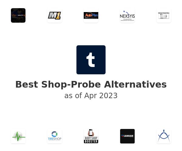 Best Shop-Probe Alternatives