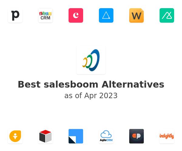 Best salesboom Alternatives